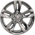 "17"" Nissan Altima Wheel PVD Chrome Set of 4 17x7.5"" Rims"