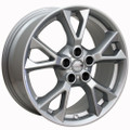 "18"" Nissan Maxima Wheel Silver Set of 4 18x8"" Rims"