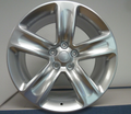 """20"""" Fits Jeep Grand Cherokee 2014 Staggered SRT8 Wheels Silver Set of 4 20x9/10"""""""