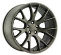 "20"" Hellcat Style Staggered wheels Bronze SRT Style Jeep Grand Cherokee Durango Dodge Wheels Rims Set 20x9/10"" Rims"