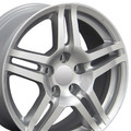 "17"" Fits Acura New TL Wheel Silver 17x8"" Rim Hollander 71762"