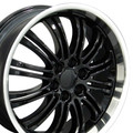 "22"" Fits Cadillac - Escalade Chevy GMC Replica Wheel - Black 22x9"