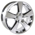 "18"" Fits Lexus RX330 RX350 Wheel Chrome 18x7 Hollander 74171"