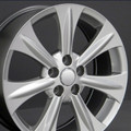 "18"" Fits Lexus RX Wheel Hyper Silver 18x7 Hollander: 74199"