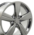 "18"" Fits Lexus - GS Replica Wheel - Chrome 18x8 - Hollander 74184"