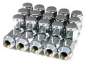 Chrome Lug Nuts - Set
