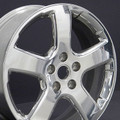 "18"" OEM Pontiac Grand Prix 6627 Wheel - Polished 18x7"