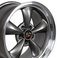 "17"" Fits Mustang® Bullitt Wheel Anthracite 17x8"
