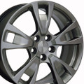 "19"" Fits Acura TL Acura RL Silver wheels Set of 4 19x8"" Rims"