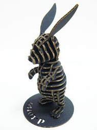 D-Torso System Model Kit - Rabbit Black