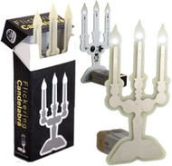 Flickering Mini Candelabra