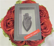 Graphite Curio - Human Heart