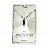 Wish Capsule Necklace