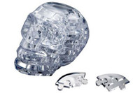 3D Crystal Skull Puzzle by BePuzzled