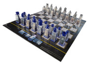 Doctor Who Animated Chess Set