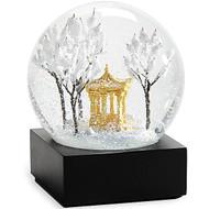 Pagoda Snow Globe