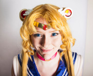 Sailor Moon PGSM Classic Tiara by Catzia