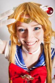 Super Sailor Moon / Super Chibi Moon Tiara by Catzia
