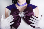 Sailor Saturn Brooch