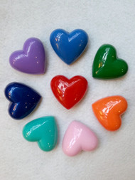 Sailor Moon Heart Brooches