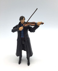 Sherlock Figure with violin