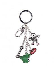 Tokidoki Multi  Keychain - Cactus Pup