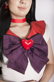 Heart Brooch Mars