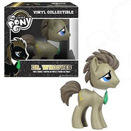 Dr. Whooves Green Tie