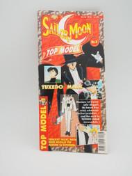 Topmodel Tuxedomask  Doll Book