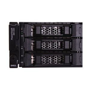 Dell PowerVault MD1200 | Dual Power Supplies Dual Controllers