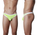 Accent Thong Green