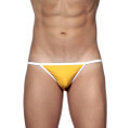 Accent String Bikini Golden Yellow