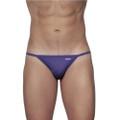 String Bikini Indigo Purple