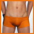 Groovin - Orange Super Extra Low-Rise Boxer
