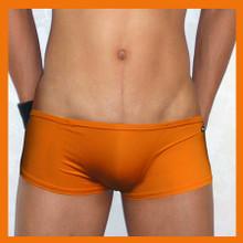 Groovin - Orange Super Extra Low-Rise Boxer
