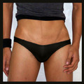 V-Cut Bikini Brief Black