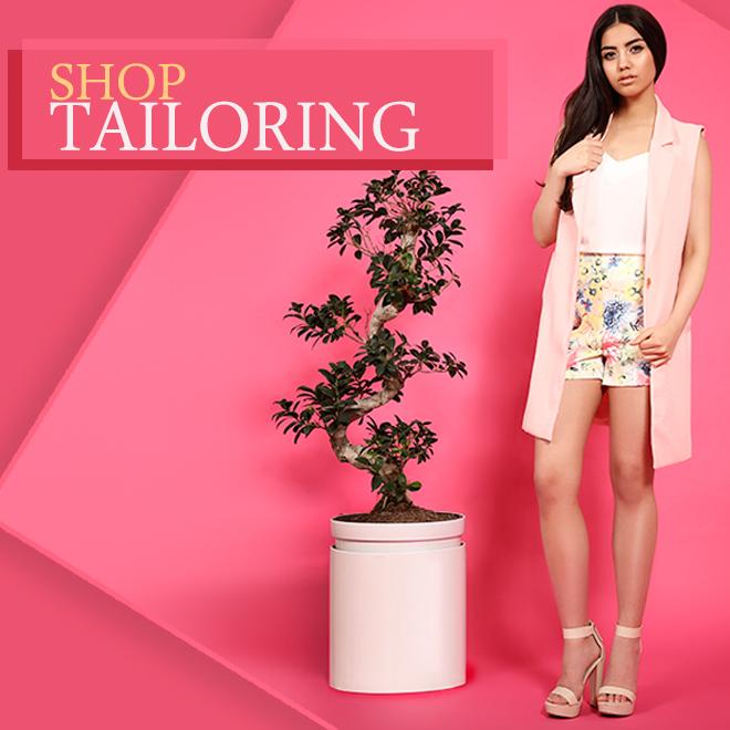 Shop Tailoring
