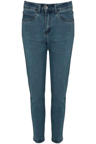 High waisted mom jeans uk