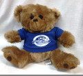 "Cuddly, super-soft plush ""Racer Bear"" The perfect gift for hydro fans big and small!"