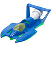Toy Hydroplane or Speedboat