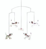 Doggy Dreams Mobile by Flensted