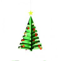 Advent Calendar Tree Mobile