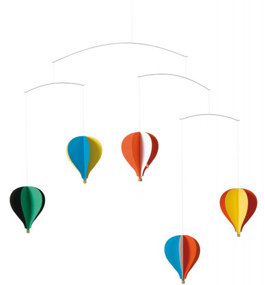 Balloon 5 Mobile by Flensted Mobiles