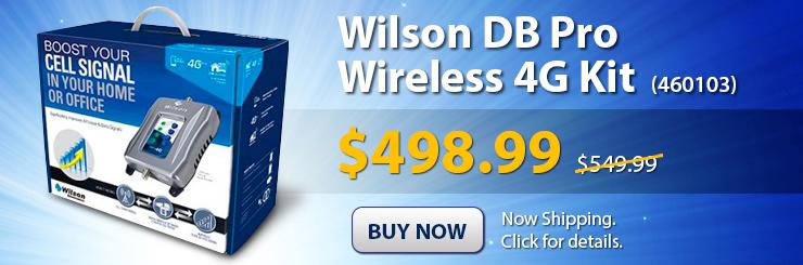 WilsonAmplifiers DB PRO 460103