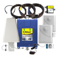 Wilson 801280-BL2 AG Pro 75 dB Dual Band Amplifier Kit for Large Buildings  (two inside antennas), main