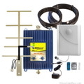 iDen Building Amplifier Kit w/ 800MHz Stamped Yagi and Panel antennas, Wilson 844080, main