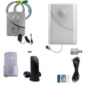 DT Desktop Amplifier Kit for home/office, +60dB, w/ Inside Panel Antenna Expansion Bundle- 801247-K