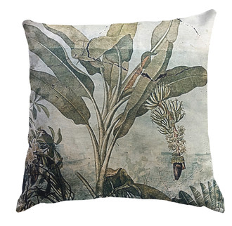 Cushion Fading Forest