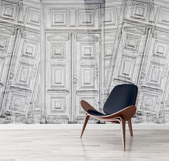 Wallpaper - Sliding Doors