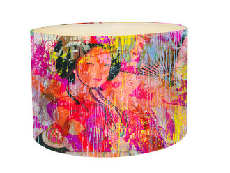 Lampshade - Graffiti _ Ko Ko